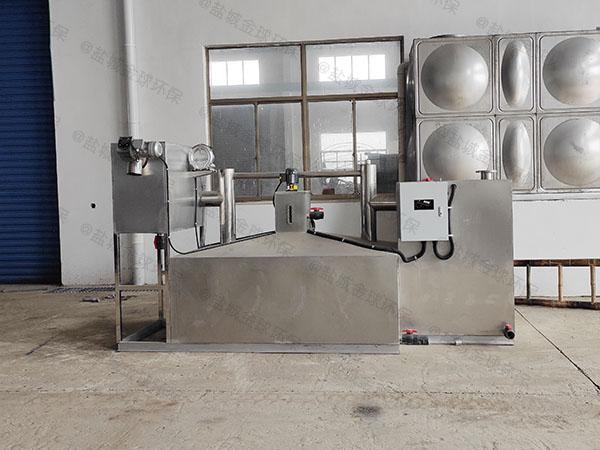 工厂食堂2号智能油水分离隔油器专营