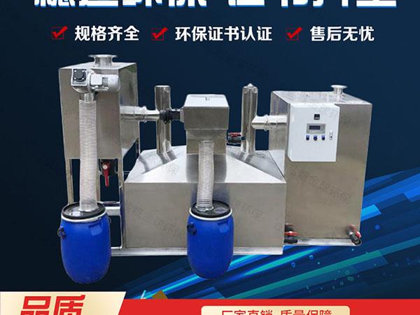 工地3.1米*1.2米*1.85米自动油水分离过滤机原理介绍