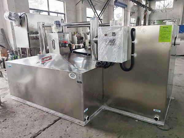 工程2号全自动一体式油水分离器必须装么