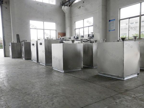 工地甲型智能型油水分离处理装备专营