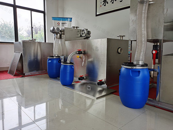 工地1000人自动化一体化油水分离提升设备一般什么店有卖