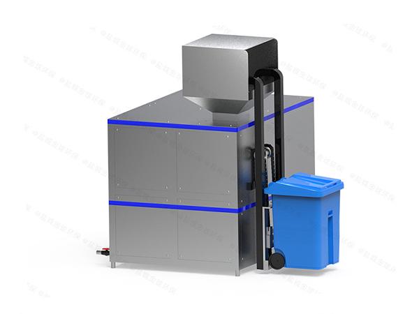 小型自动化餐厨垃圾破粹设备检测报告