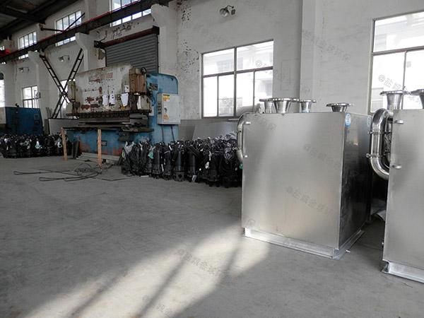 地下卫生间双泵洗污水提升器批发价