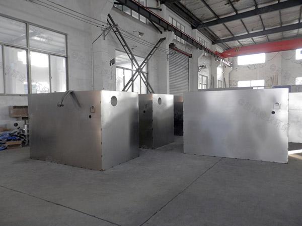 工程3.5米*1.35米*1.85米自动除渣油水分离处理机专利