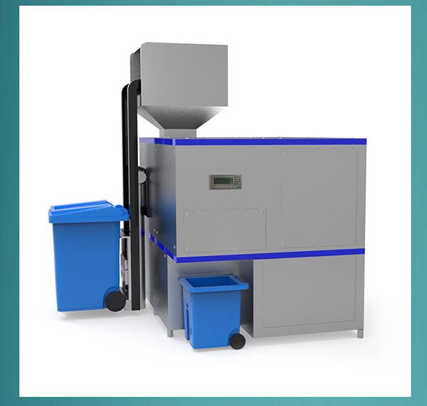 10吨自动化厨余垃圾压缩设备施工方案