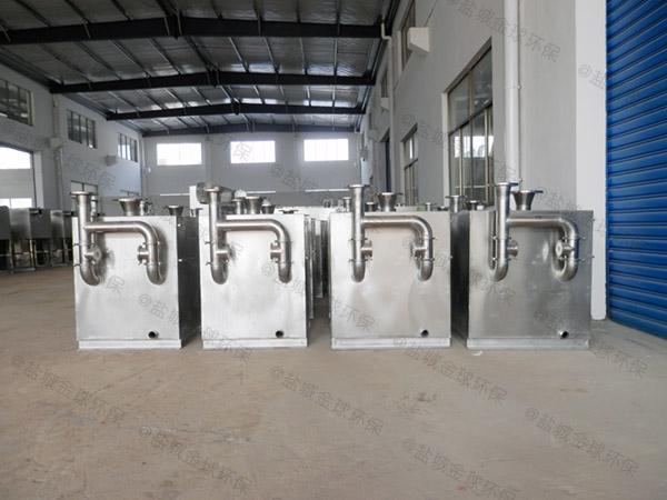 地埋一体式污水提升处理器技术资料
