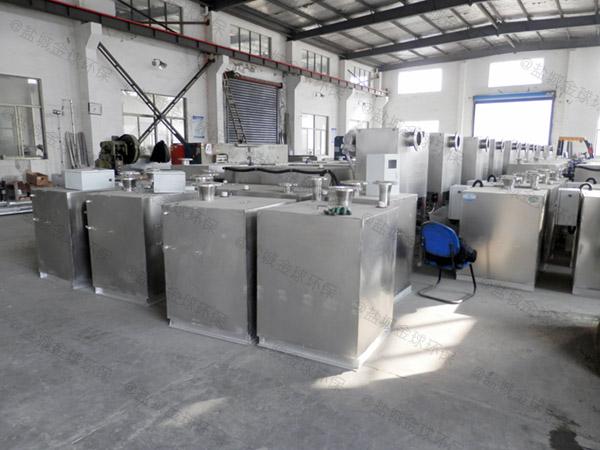 负一层地下室耐高温污水提升处理器采购
