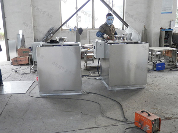 家庭用一体化污水处理提升器使用方法