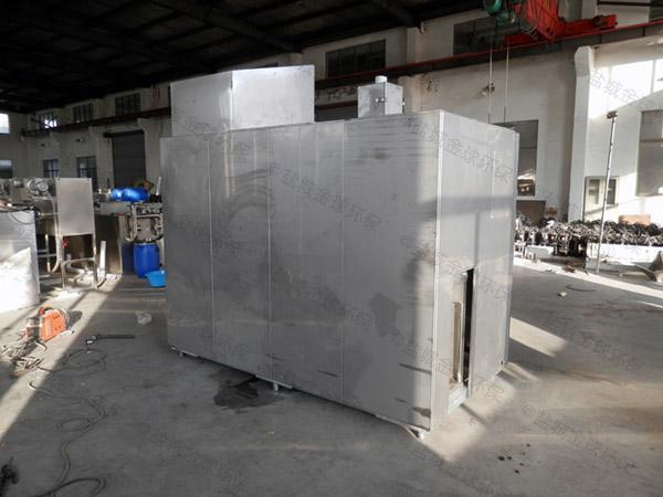 10吨多功能餐厨垃圾处理成套设备配置清单