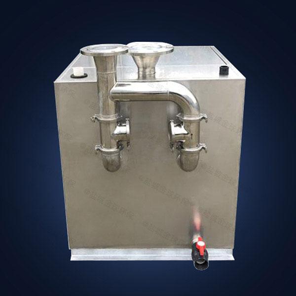 商品房地下室上排式污水提升器装置日常维护及注意事项