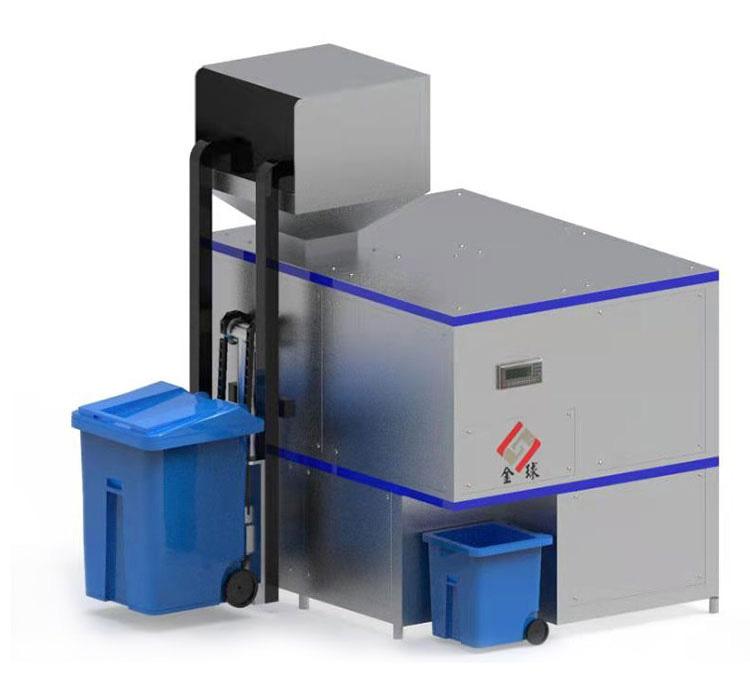 大中型自动化餐饮垃圾减量化处理设备供应商