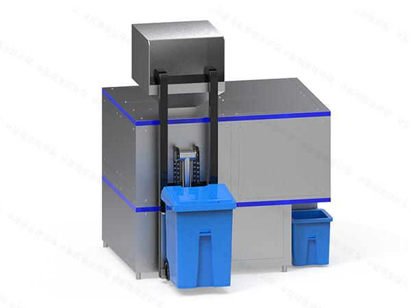 大小型全自动厨余垃圾处理设备使用方式