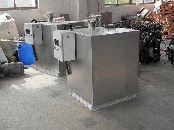 庭院智能污水提升设备的工作原理