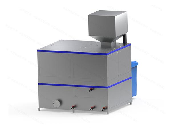 日处理10吨智能餐厨垃圾减量处理机器排名