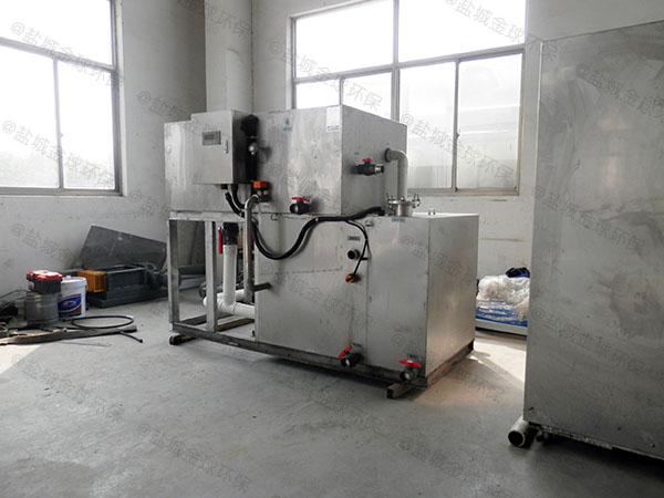 10吨智能化餐厨垃圾减量处理设备处理工艺