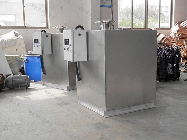 地埋一体式污水提升设备样本