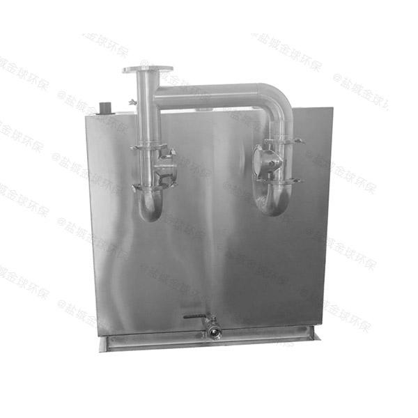 别墅地下室卫生间高温污水排放提升设备