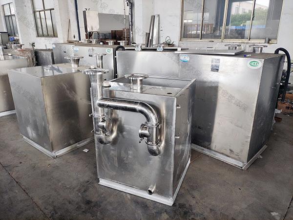 专业卫生间切割型污水提升处理器安装视频