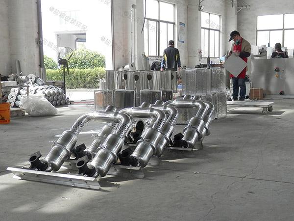 工地30立方智能油水分离隔油器油水怎么办