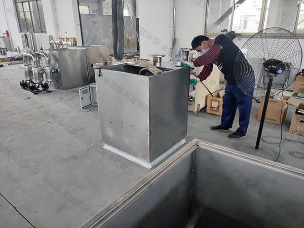 别墅用外置污水提升处理器如何清理堵塞物