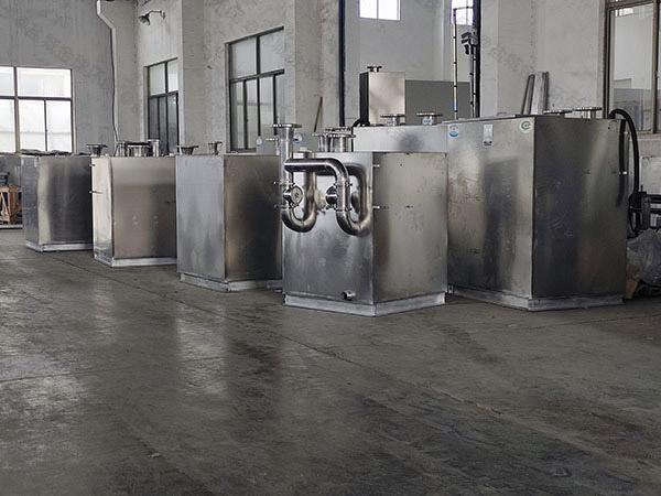 庭院外置污水隔油提升器安装前需要了解什么呢