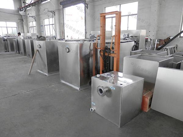 工地食堂甲型自动除渣油水分离及过滤装置加什么药