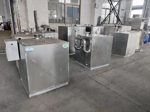 别墅高温污水隔油提升器能用吗