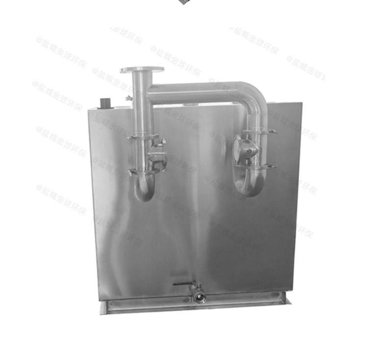 会馆地下室电动家用污水隔油提升器通气孔有什么作用