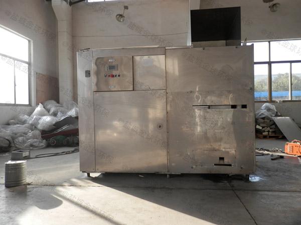 大小型餐厨垃圾粉碎处理设备报价