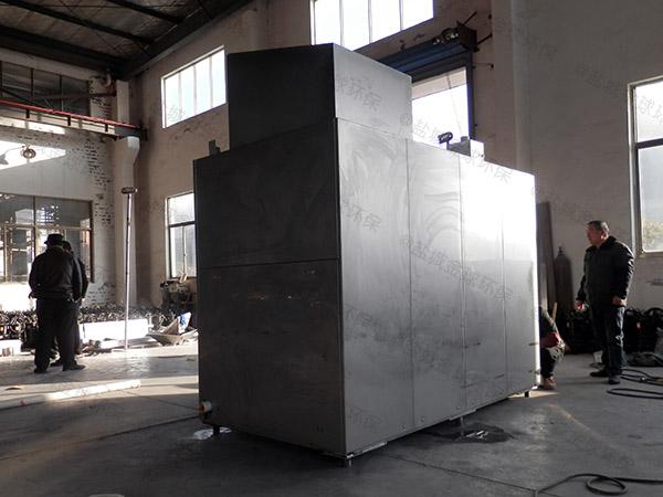 日处理5吨智能化厨余垃圾处理器推荐