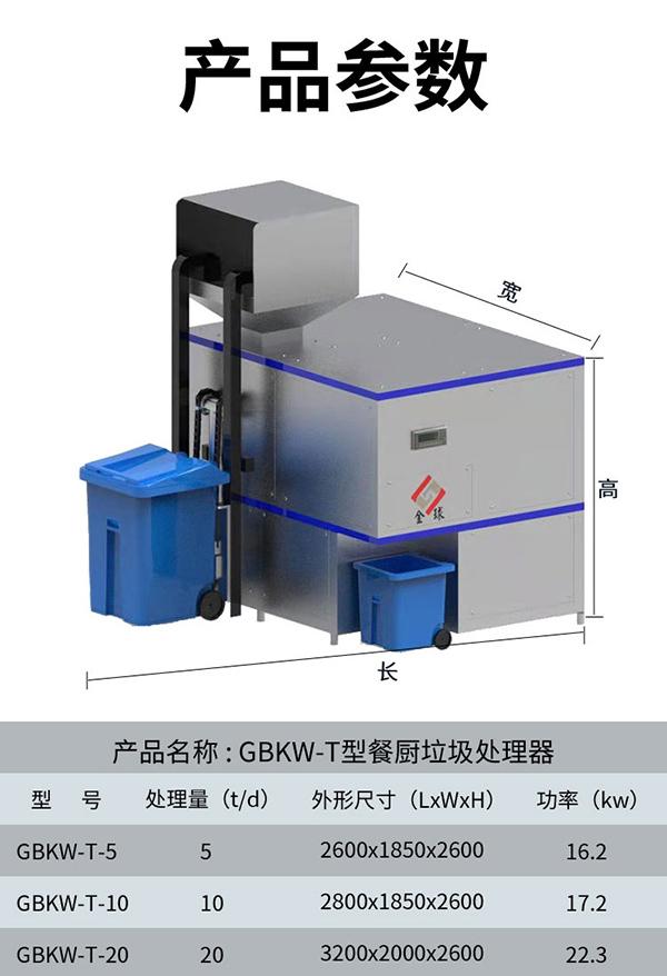 5吨厨余垃圾处理装置检测报告