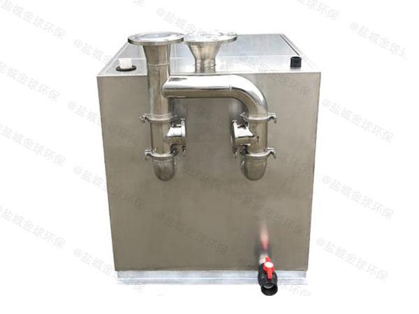 别墅专用双泵洗污水提升器设备怎么选