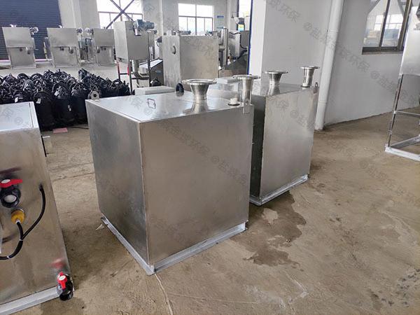 别墅用商用污水提升器装置排污管用多大