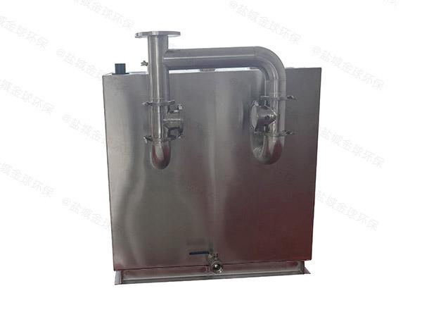 厕所公用污水排放提升设备安装说明